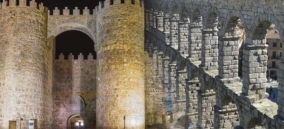Segovia y Ávila
