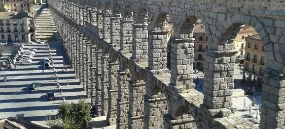 Tour a Segovia