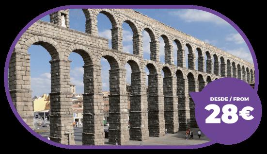 Tour a Segovia desde Madrid
