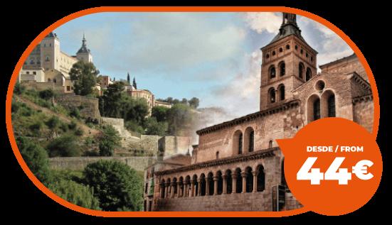 Toledo y Segovia Tour